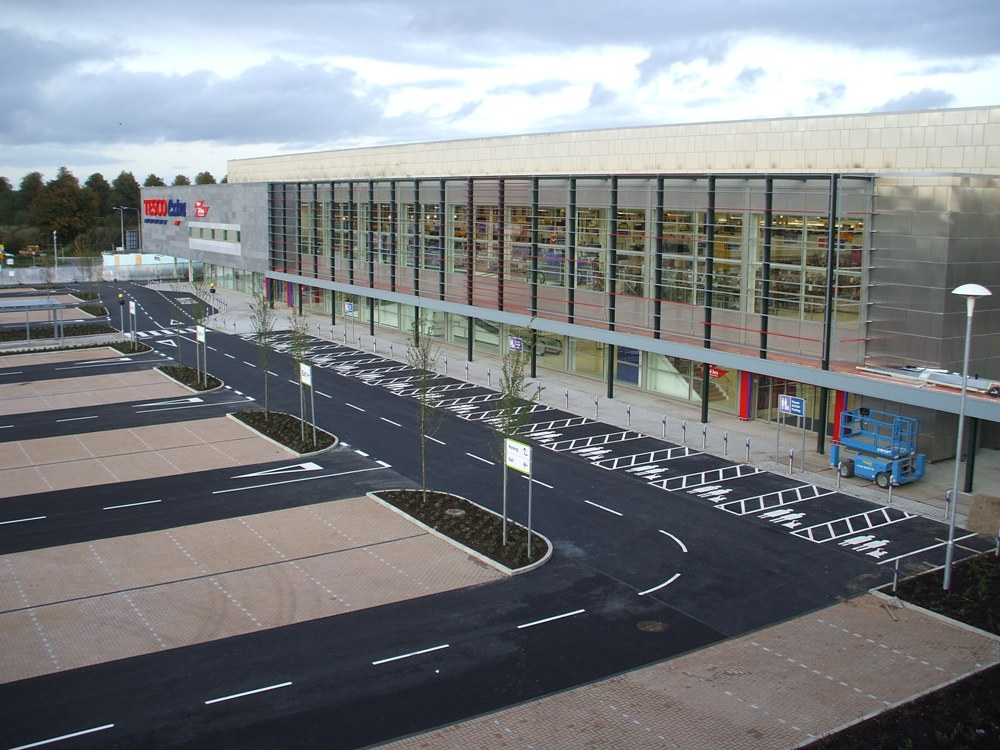 Carton Park Shopping Centre