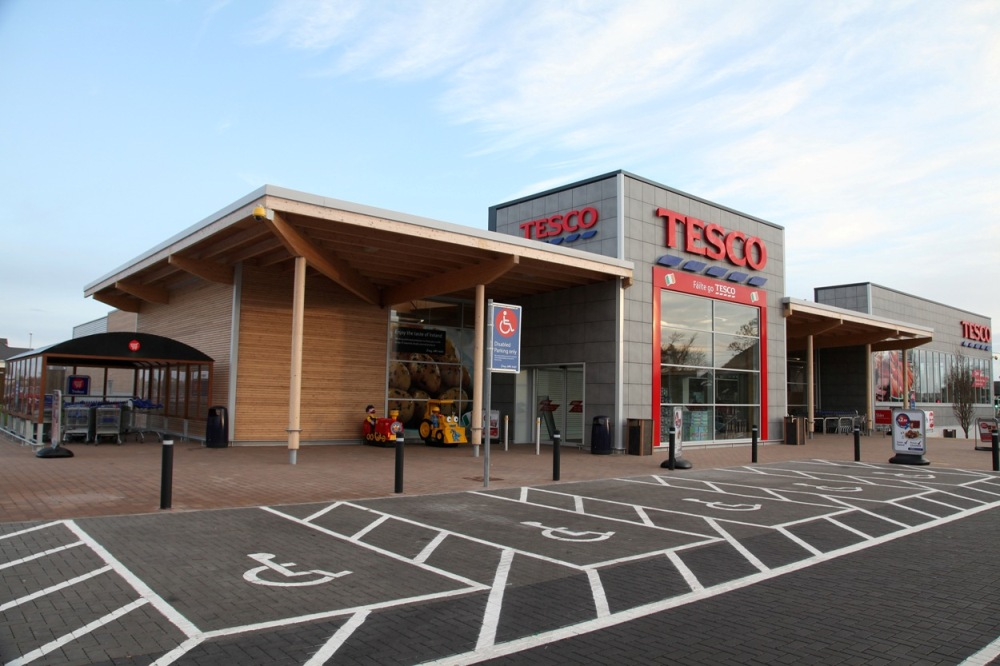 Tesco Rush Superstore